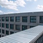 Piet Hein Buildings - loopbrug en bouwdeel B